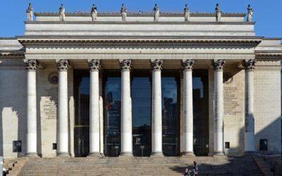 Une classe du lycée Michelet à l'Opéra